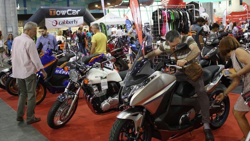 salón de la moto, málaga