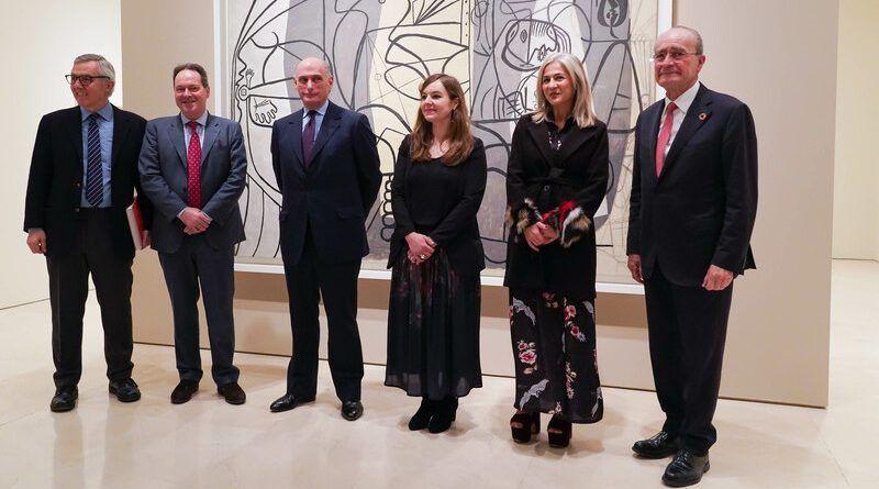 exposición museo picasso málaga