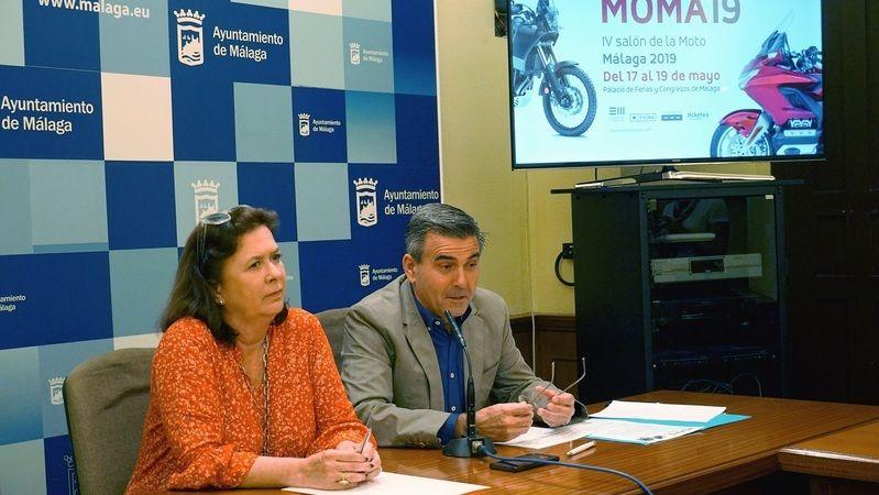 Arranca la IV edición de Salón de la Moto en Málaga