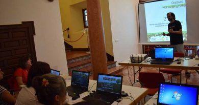 La Noria celebra en el MAD Antequera un taller para impulsar la participación en los espacios públicos a través del videojuego Minecraft