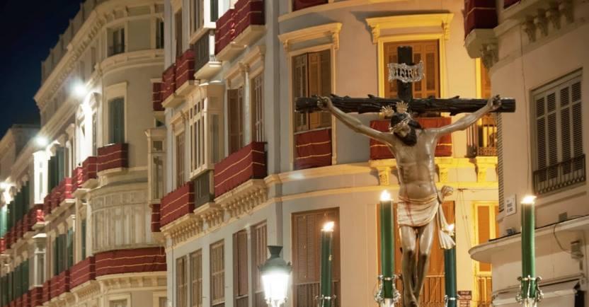 procesiones de málaga, jueves santo