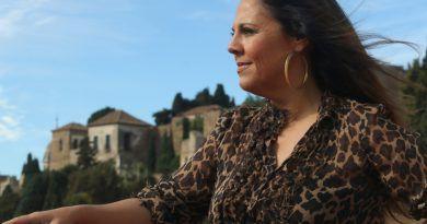 virginia gámez, artista flamenca