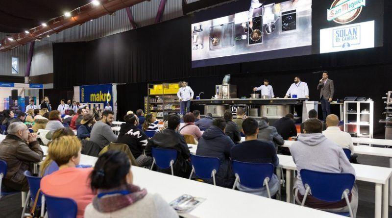 Los chefs Yolanda García, Diego Gallegos y Benito Gómez los primeros en confirmar en el Salón H&T