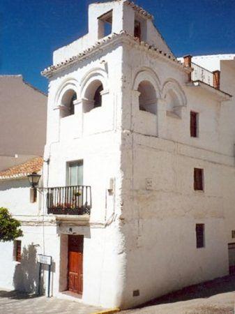 Casa de los Diezmos o de la Reina Mora, canillas de aceituno