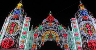 Arranca la Feria de Alhaurín el Grande. Hoy, 22 de mayo inician sus días de fiesta