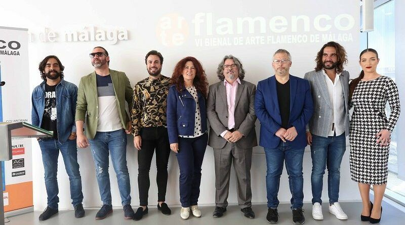 bienal de arte flamenco, málaga