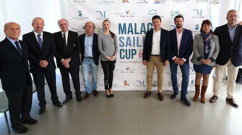 malaga sailing cup, deportes