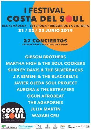 costa del soul, festival de música