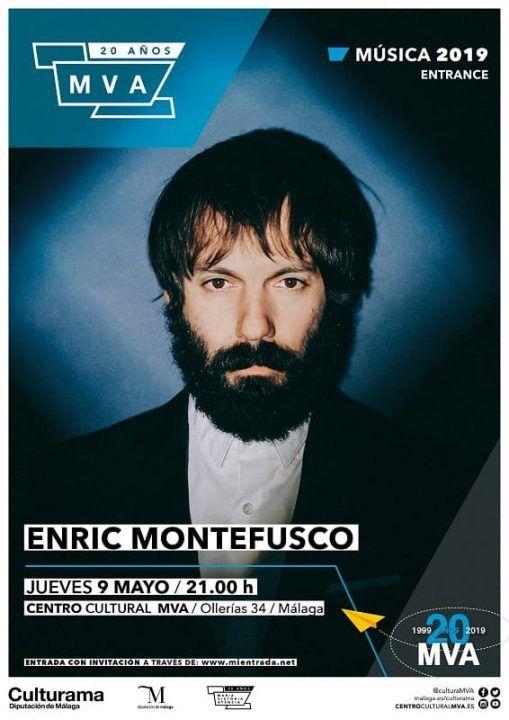 Enric Montefusco presenta Diagonal, música
