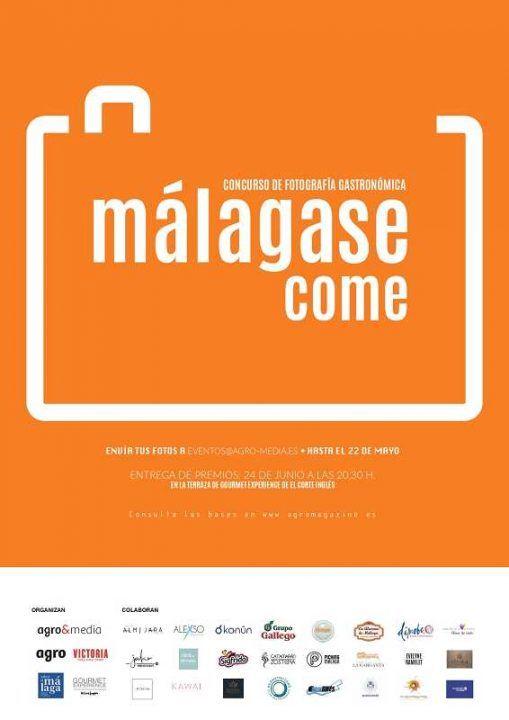 V Concurso de Fotografía Gastronómica, Málaga se come