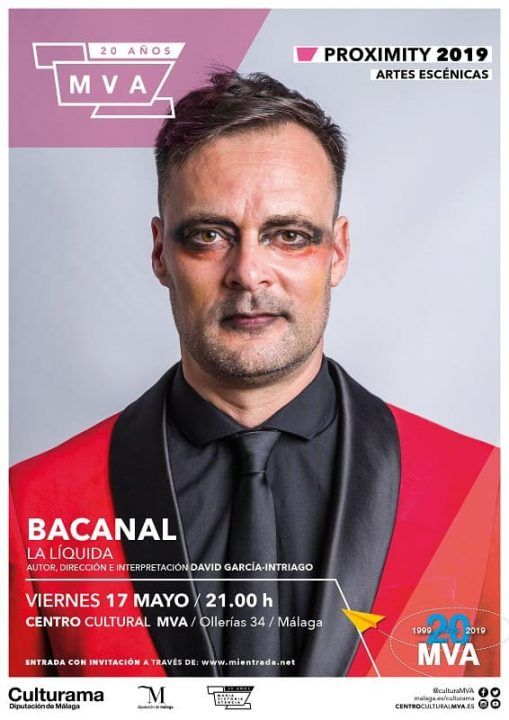 el ciclo Proximity lleva a la escena del centro cultural 'Bacanal'