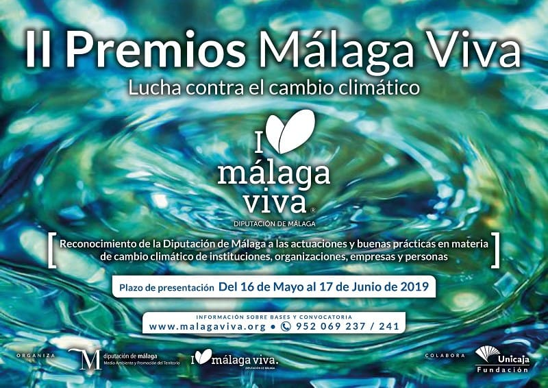 II Premios Málaga Viva, medio ambiente