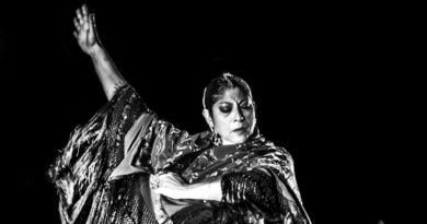 manuela carrasco, bailaora, bienal de flamenco