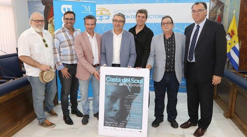 Rincón de la Victoria dará la bienvenida al verano con la celebración del Festival Costa del Soul