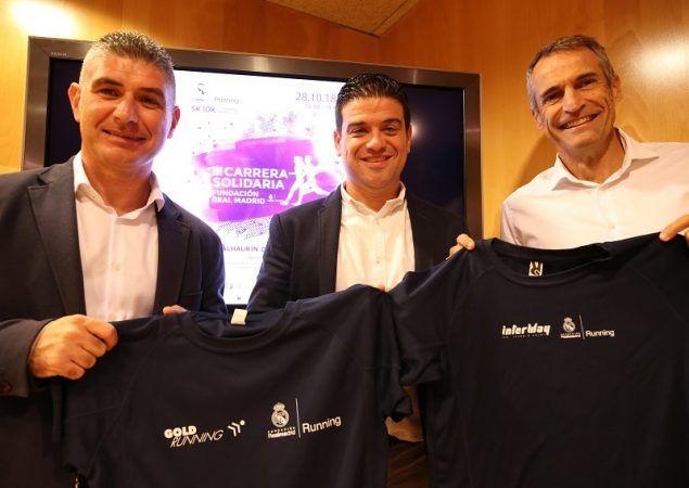 La III Carrera Solidaria de la Fundación Real Madrid vuelve a Alhaurín de la Torre @ Alhaurin de la Torre