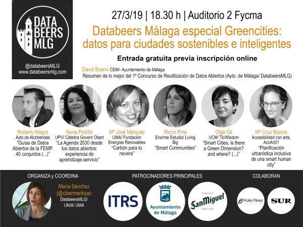Databeers Málaga, Fycma