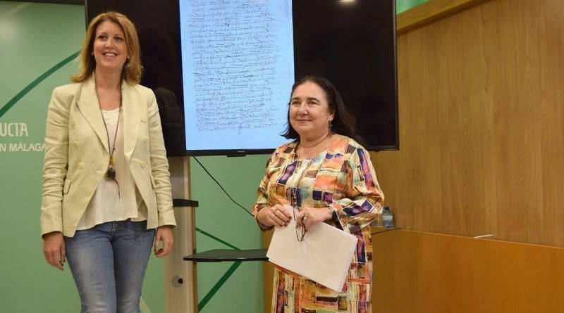 la primera vuelta al mundo en el archivo histórico de málaga