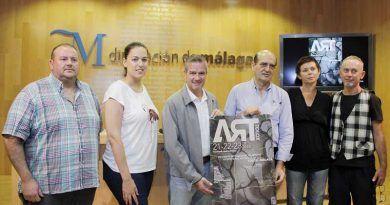 Los encuentros, Art Tolox recibirán a una veintena de artistas de todo el mundo