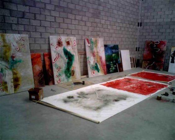 Una nueva exposición en Es.Arte Gallery 'La armonía del caos' @ Es.Arte Gallery (Marbella)