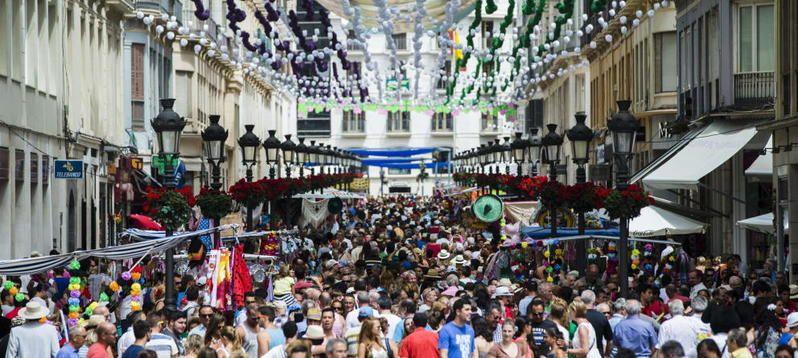 Feria de Málaga, ¡qué empieza! @ Centro de Málaga y Recinto Ferial Cortijo de Torres
