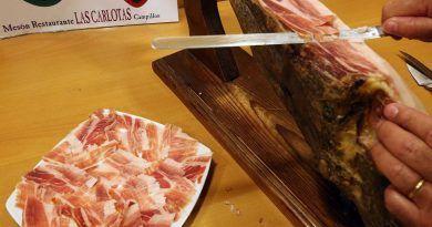 La Feria del Jamón de Campillos cumple once ediciones el próximo 11 de noviembre