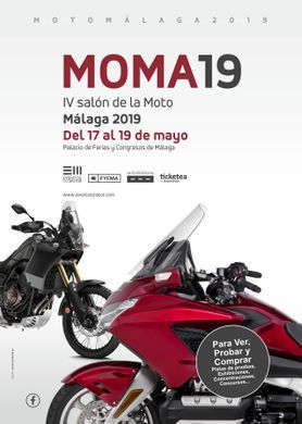 MOMA 2019, Salón de la Moto