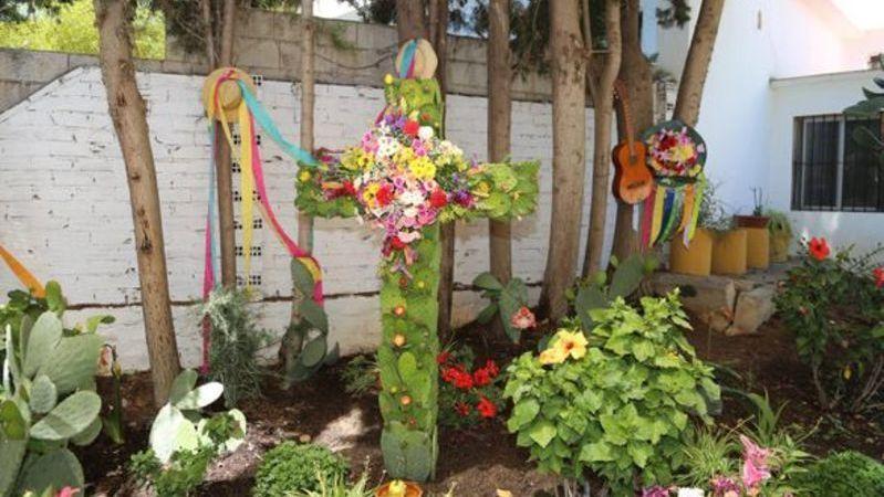 cruces de mayo, benalmadena