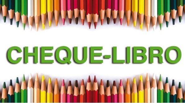 cheque libro, libros de texto - educación