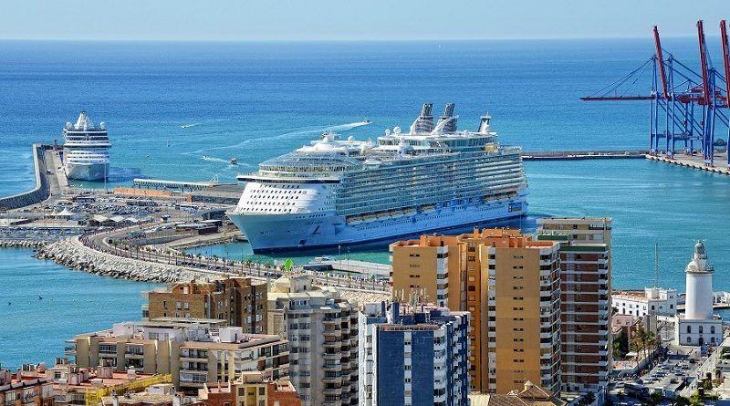 Los cruceristas eligen Málaga como tercer mejor destino según Cruise Critic
