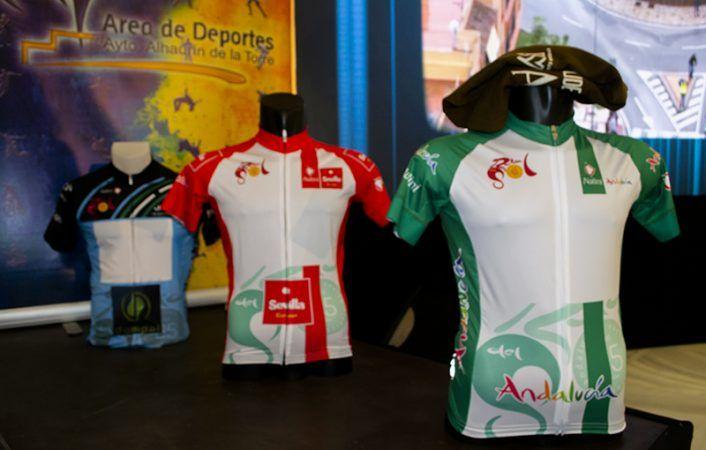 major vuelta ciclista andalucia, deportes