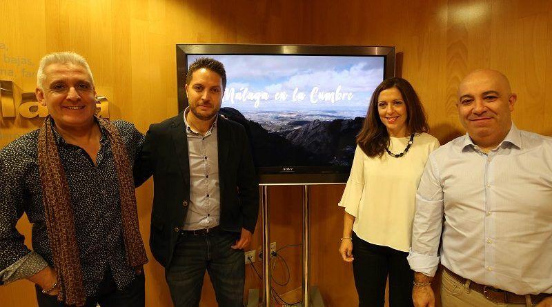 'Málaga en la Cumbre', una iniciativa audiovisual que recorrerá la Gran Senda
