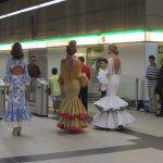 La Feria de Málaga comienza y el Metro amplía su horario