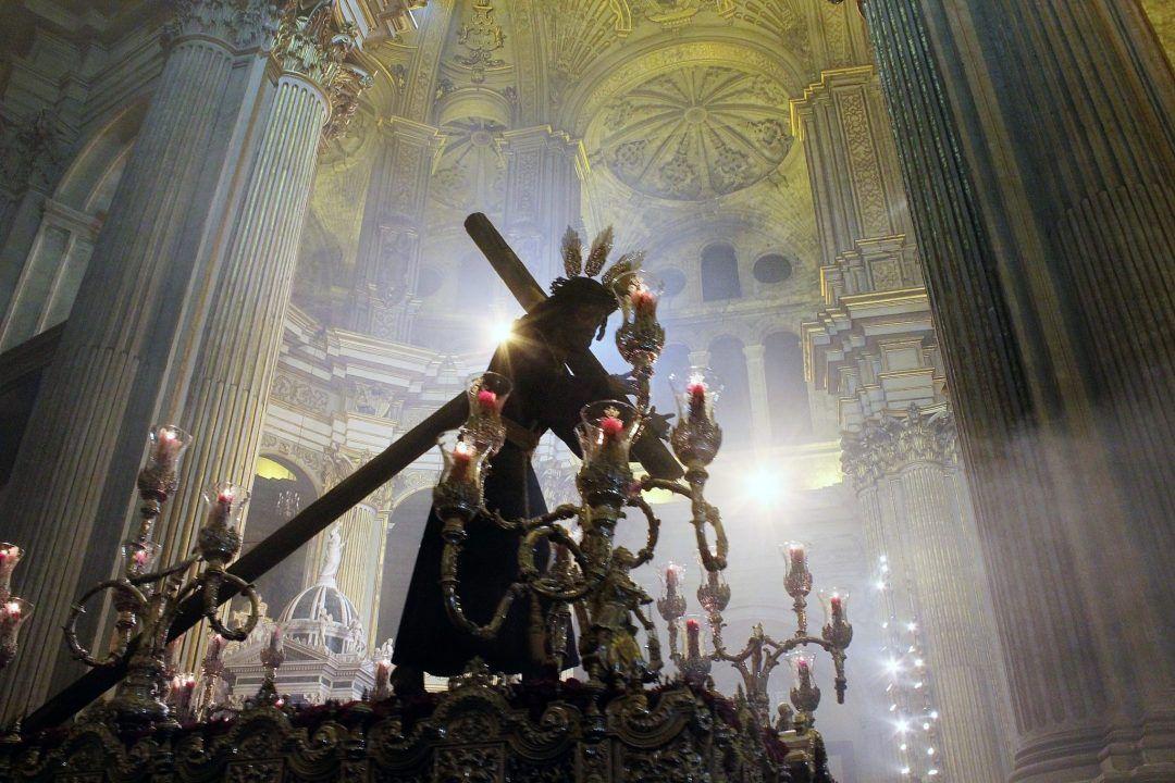 procesiones de martes santo, malaga