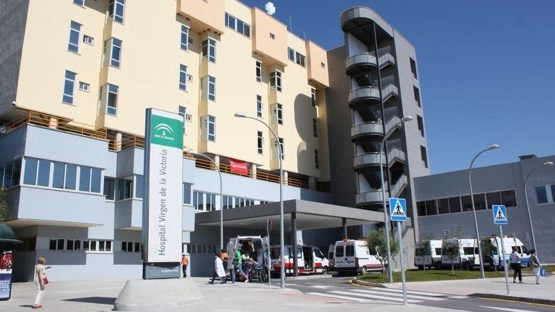 hospital virgen de la victoria, unidad atención urgente ICTUS, málaga