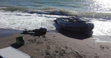 Dos muertos en una patera que ha llegado a la playa de Chilches