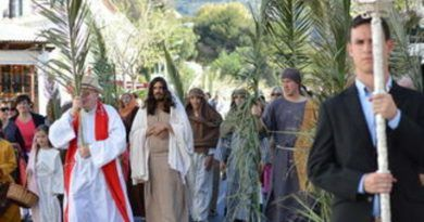 Más allá de las procesiones.Representaciones en vivo esta Semana Santa en la Provincia