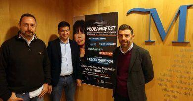 Proband Fest, el festival de los talentos emergentes se traslada a Antequera