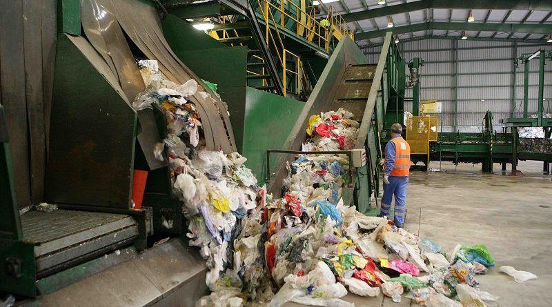 La recogida de residuos en la provincia está por encima de la media española