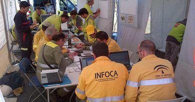 Un simulacro de incendio forestal tendrá lugar mañana jueves 30 en Benahavís