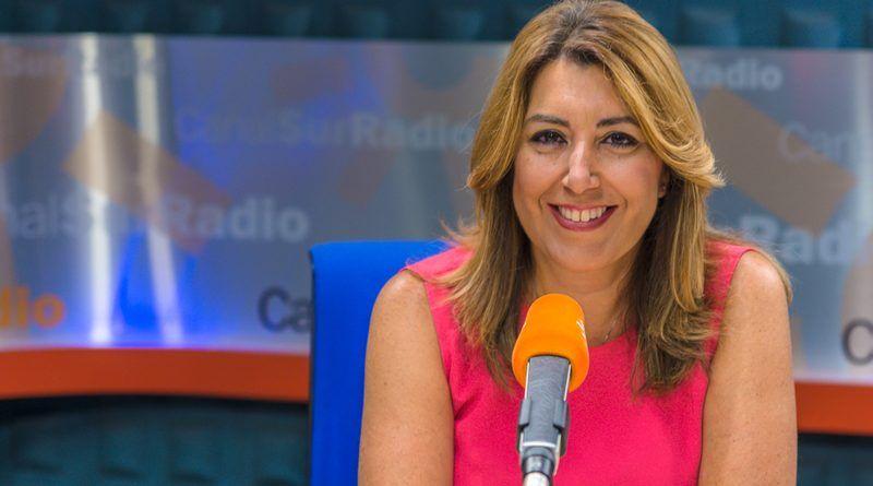 Susana Díaz tiene el segundo sueldo más bajo de todos los presidentes autonómicos