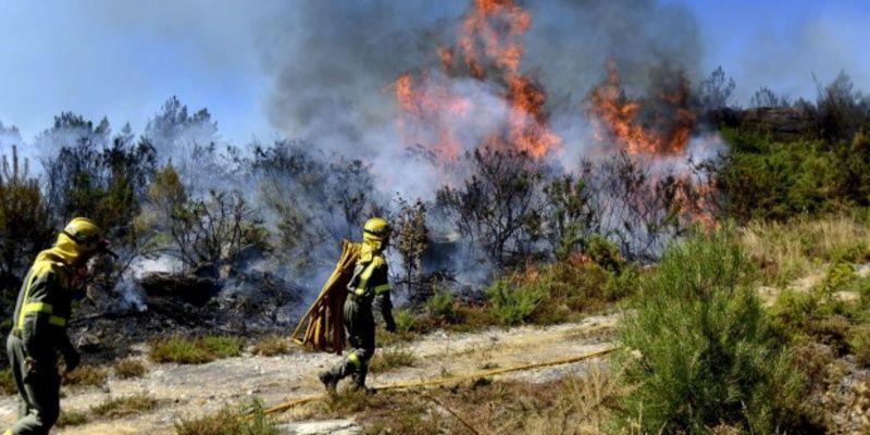inicio del período de alto riesgo de incendios en espacios forestales de andalucía