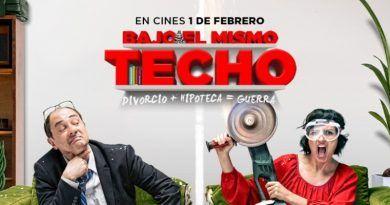'Bajo Techo' que llegará el 1 de febrero a los cines, sirvió de base para Hogar dulce Hogar