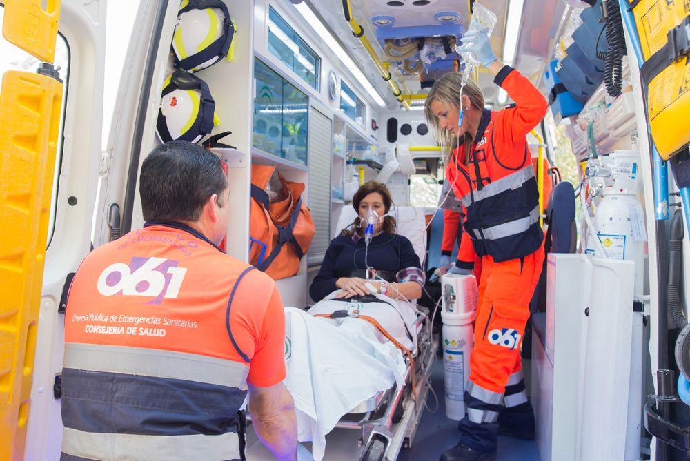 emergencias 061, málaga