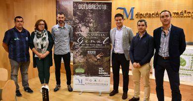En la VI Gran Vuelta del Valle del Genal participarán un total de 1.240 corredores